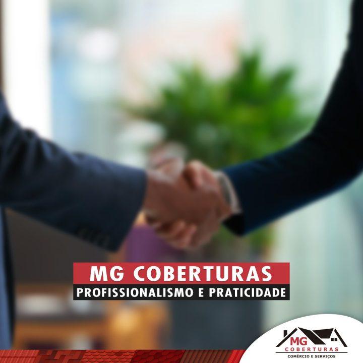A MG Coberturas é uma empresa especializada em telhados