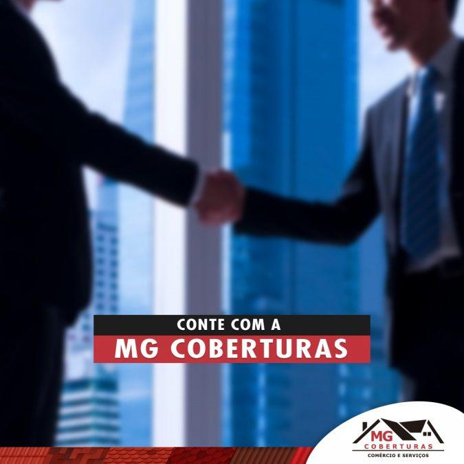 Conte com a MG Coberturas!