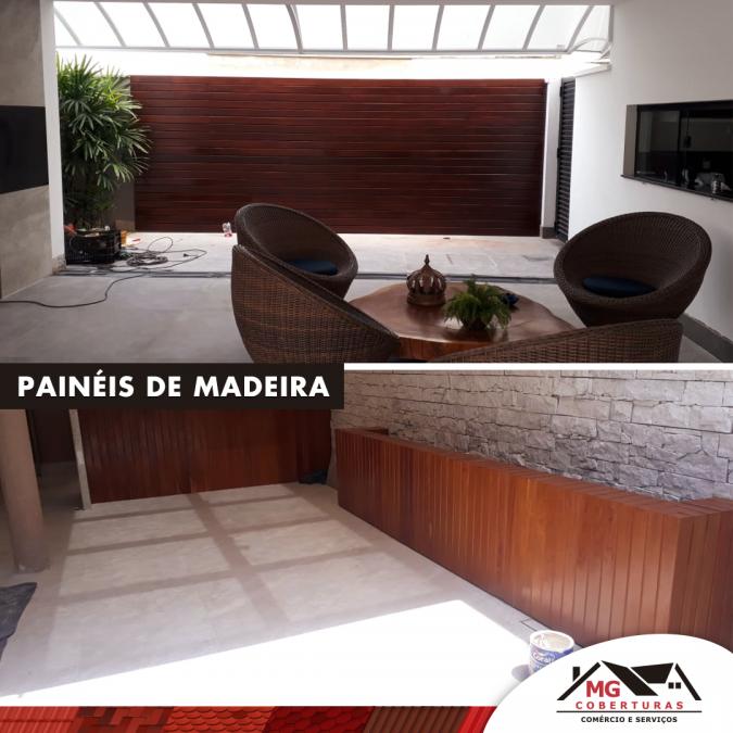 Painéis de Madeira