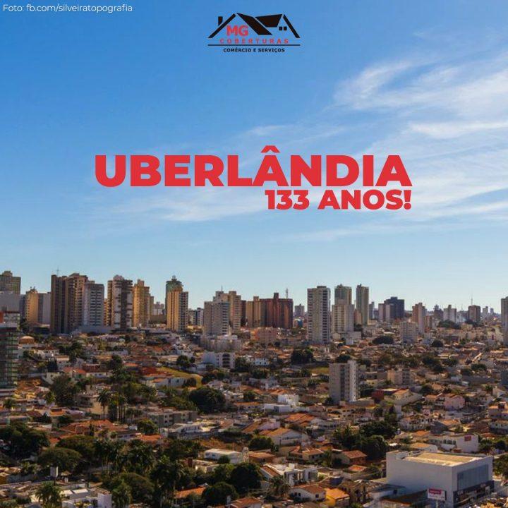 Parabéns Uberlândia